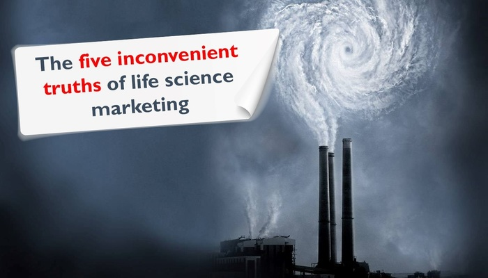 The 5 inconvenient truths of life science marketing